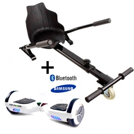 Hoverboard kart Pack Hoverkart (bluetooth)